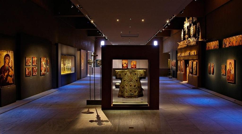 Достопримечательности Салоников - Музей Византийской Культуры