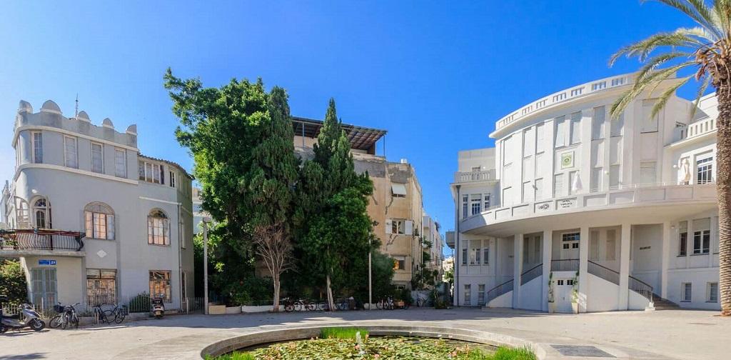Достопримечательности Тель-Авива - Белый город