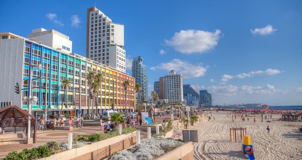 Достопримечательности Тель-Авива - Набережная Таелет