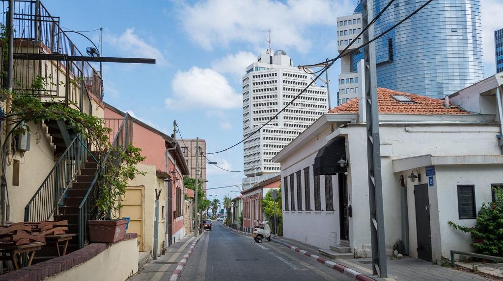 Достопримечательности Тель-Авива - Неве-Цедек