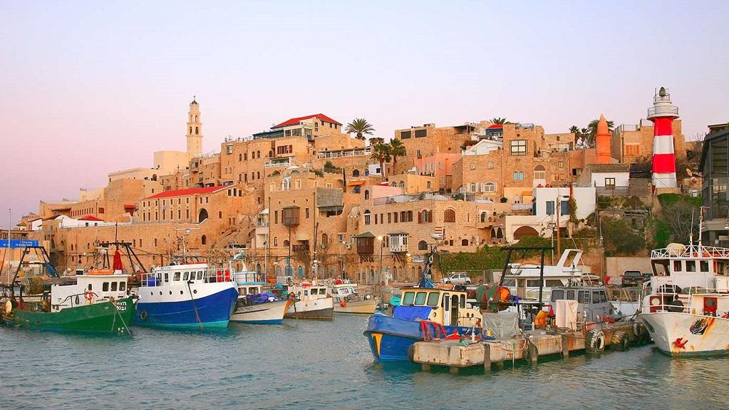 Достопримечательности Тель-Авива - Старый порт Тель-Авива
