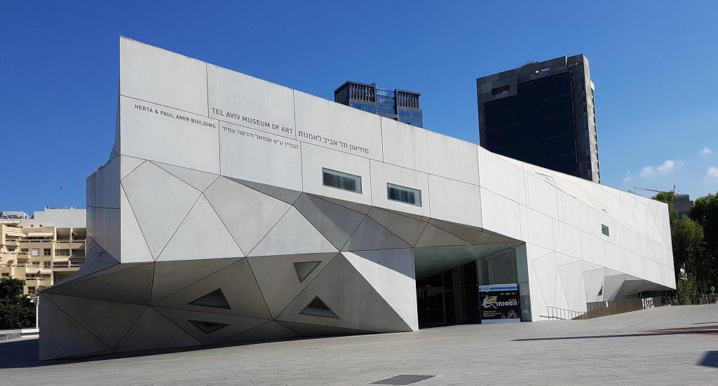 Достопримечательности Тель-Авива - Тель-Авивский музей изобразительных искусств