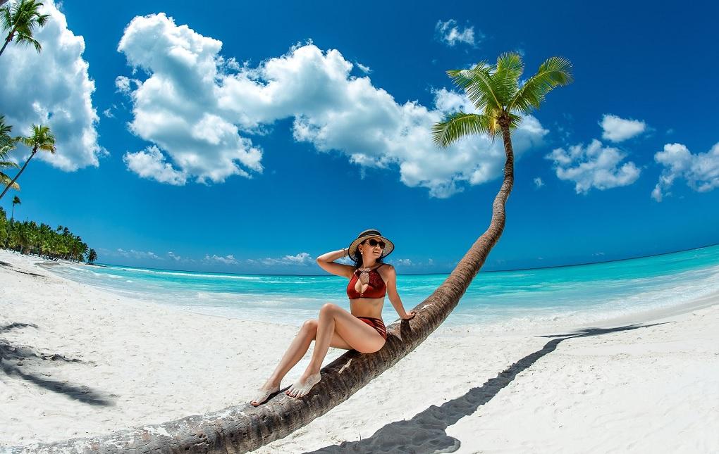 Фотосессия на острове Саона