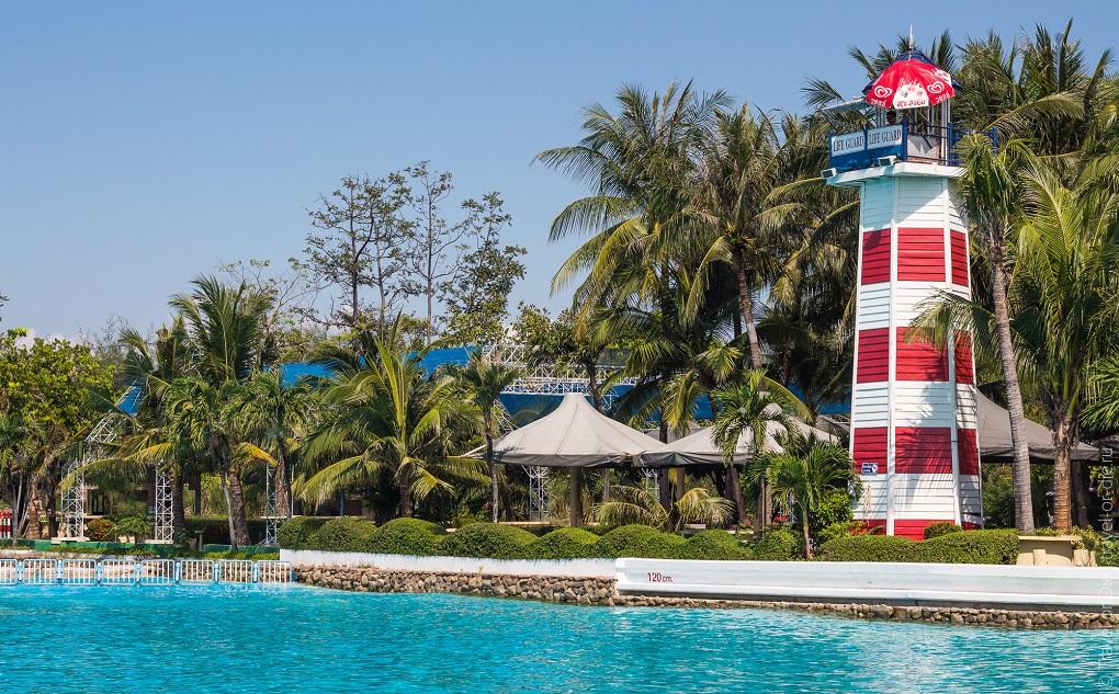 Сиам Парк, Бангкок и аквапарк Сиам