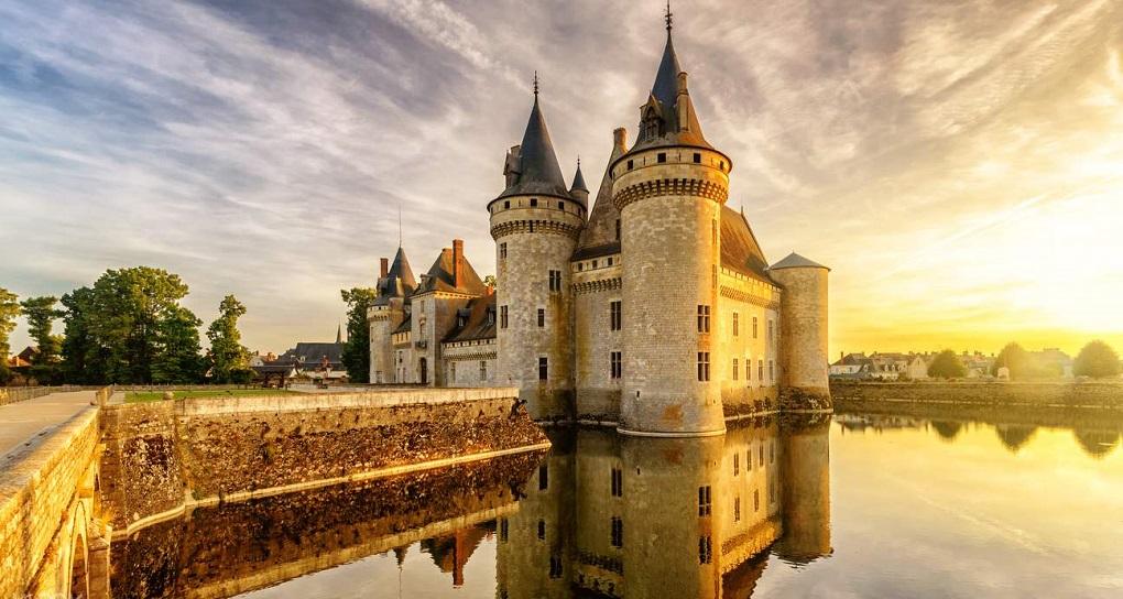 экскурсия в замки Луары из Парижа