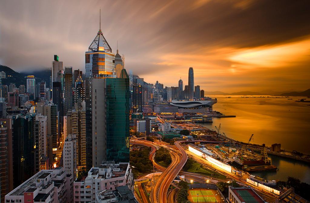 гиды в Гонконге