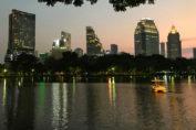 парк люмпини lumpini park bangkok