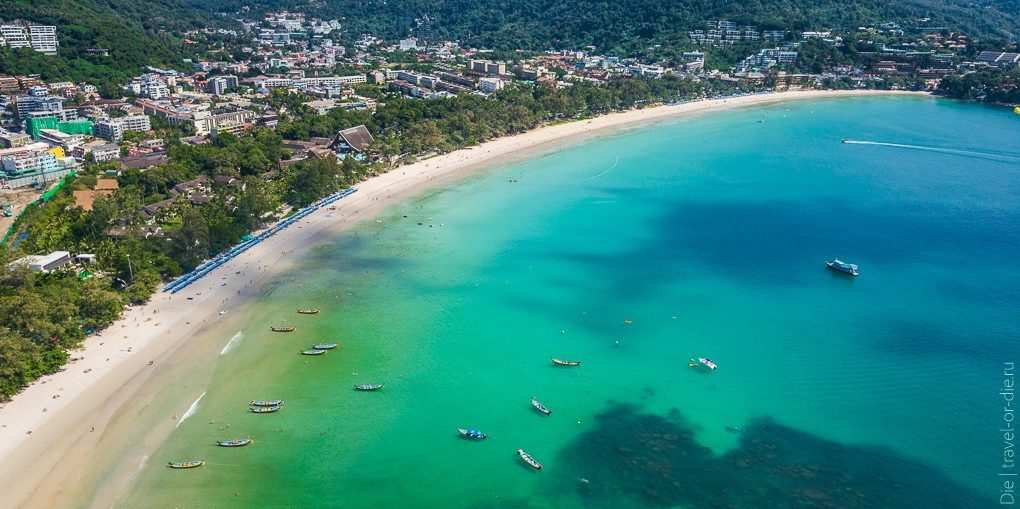пляж ката-бич kata beach отзыв
