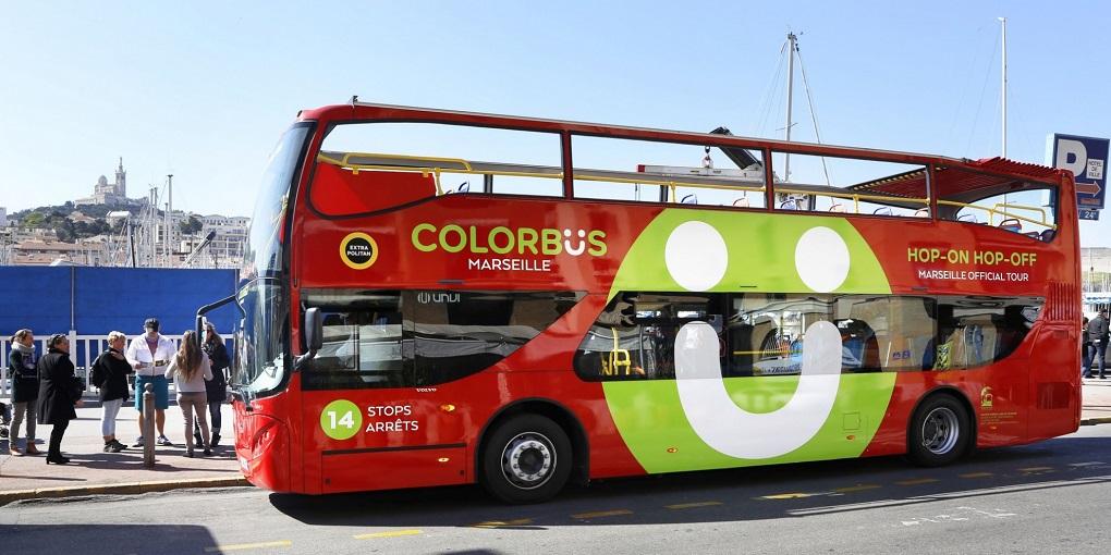 Автобусная экскурсия по Марселю