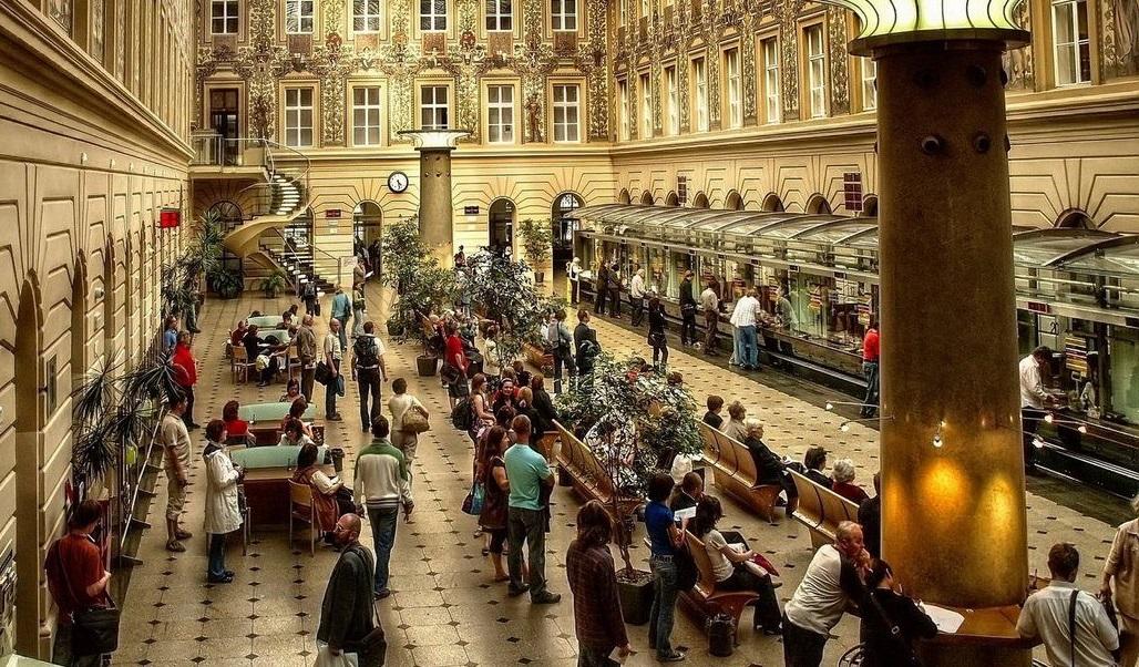 Достопримечательности Праги - Чешская почта