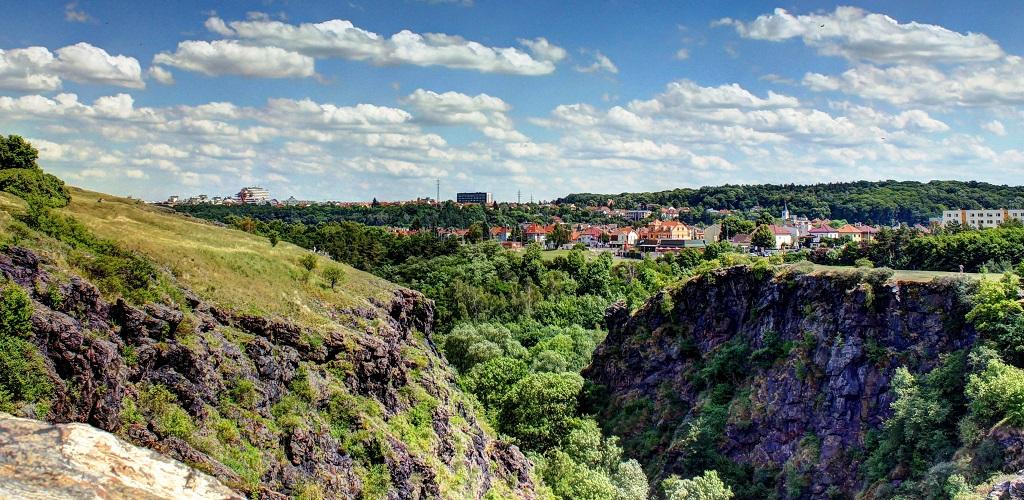 Достопримечательности Праги - Дивока Шарка