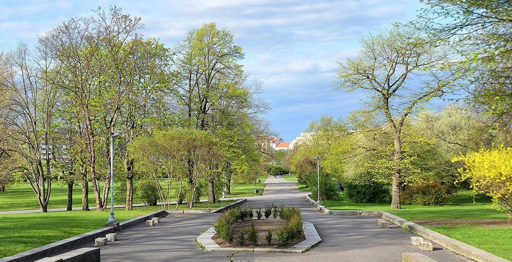 Достопримечательности Праги - Летенские сады