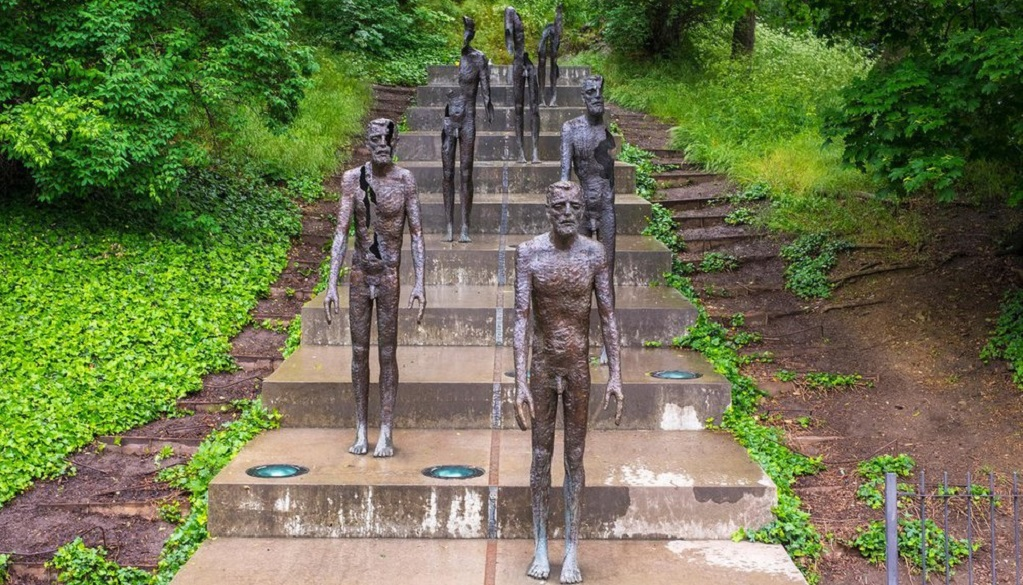 Достопримечательности Праги - Мемориал жертвам коммунизма