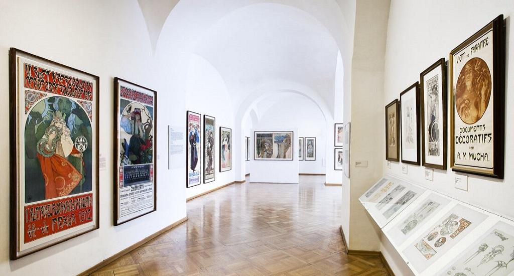 Достопримечательности Праги - Музей Альфонса Мухи