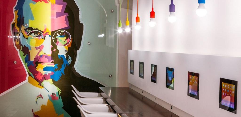 Достопримечательности Праги - Музей Apple