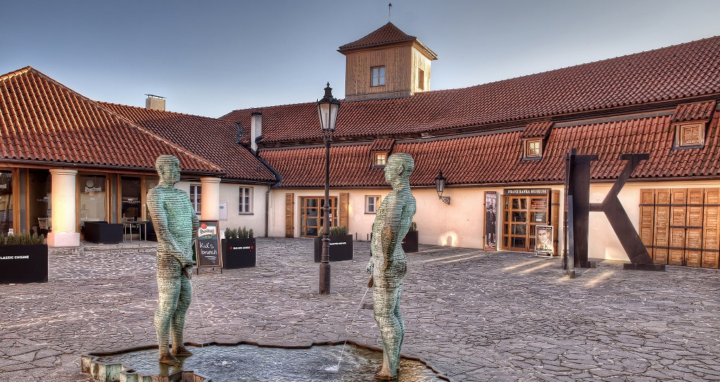 Достопримечательности Праги - Музей Франца Кафки