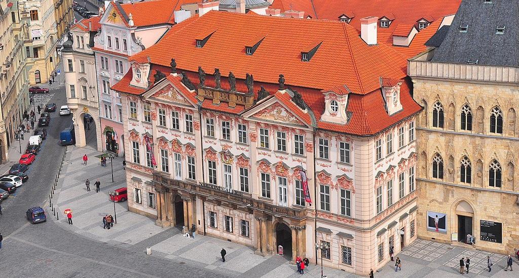 Достопримечательности Праги - Национальная галерея