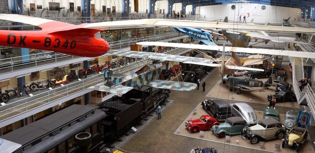 Достопримечательности Праги - Национальный технический музей