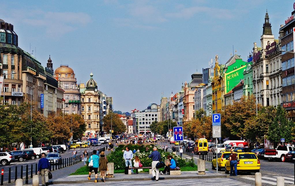 Достопримечательности Праги - Нове Место