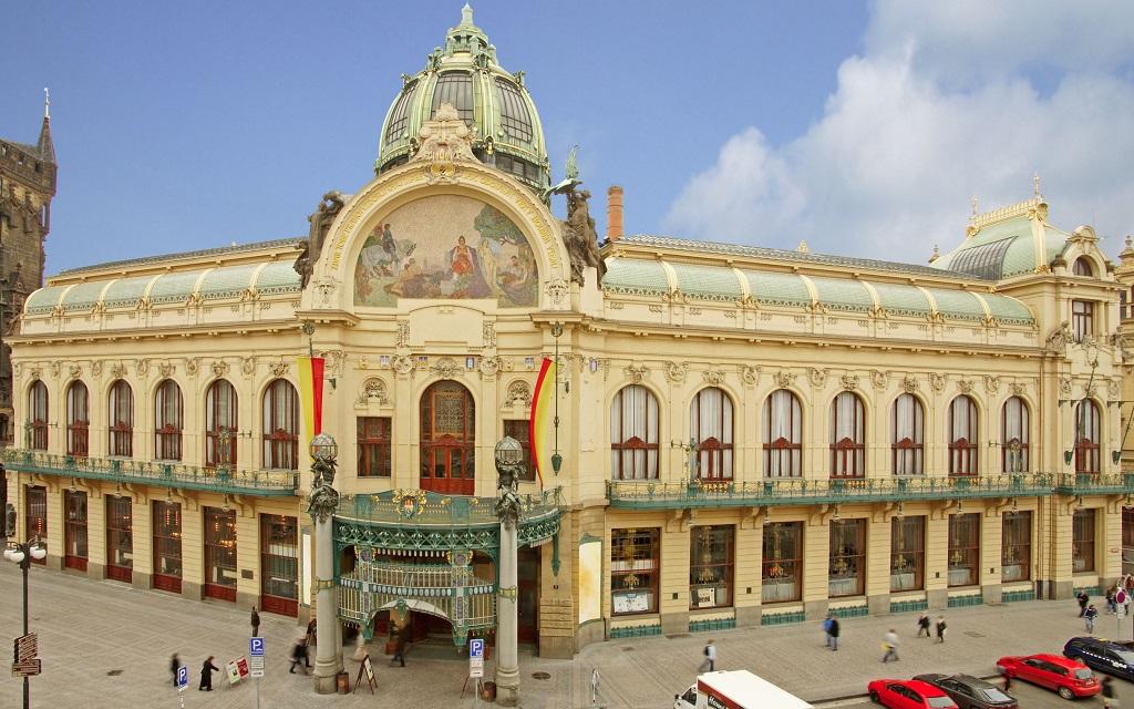 Достопримечательности Праги - Общественный дом