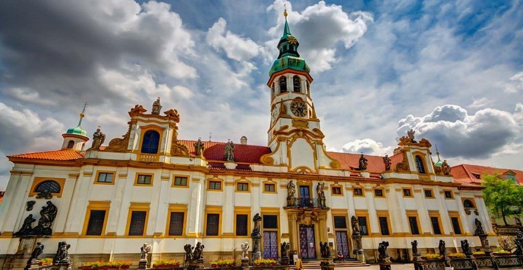 Достопримечательности Праги - Пражская Лорета
