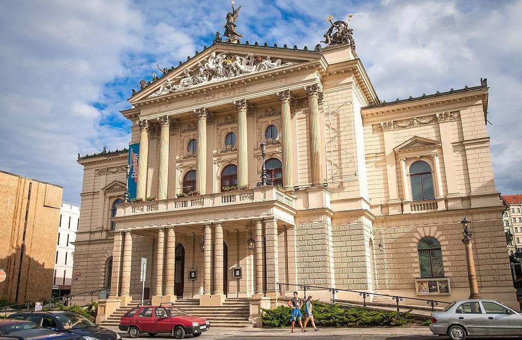 Достопримечательности Праги - Пражская государственная опера