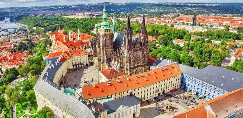 Достопримечательности Праги - Пражский град