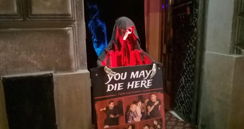 Достопримечательности Праги - Пражский тематический парк ужасов