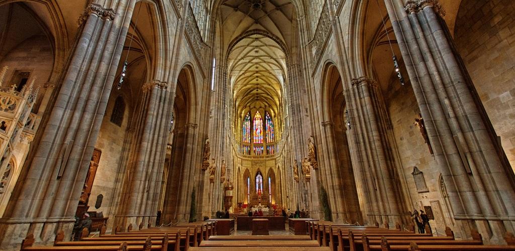 Достопримечательности Праги - Собор святого Вита