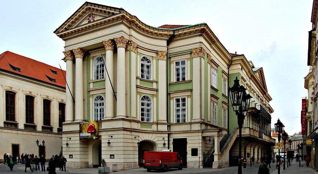 Достопримечательности Праги - Сословный театр