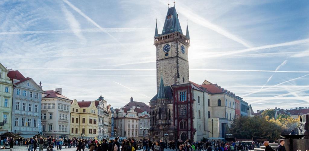 Достопримечательности Праги - Староместская ратуша