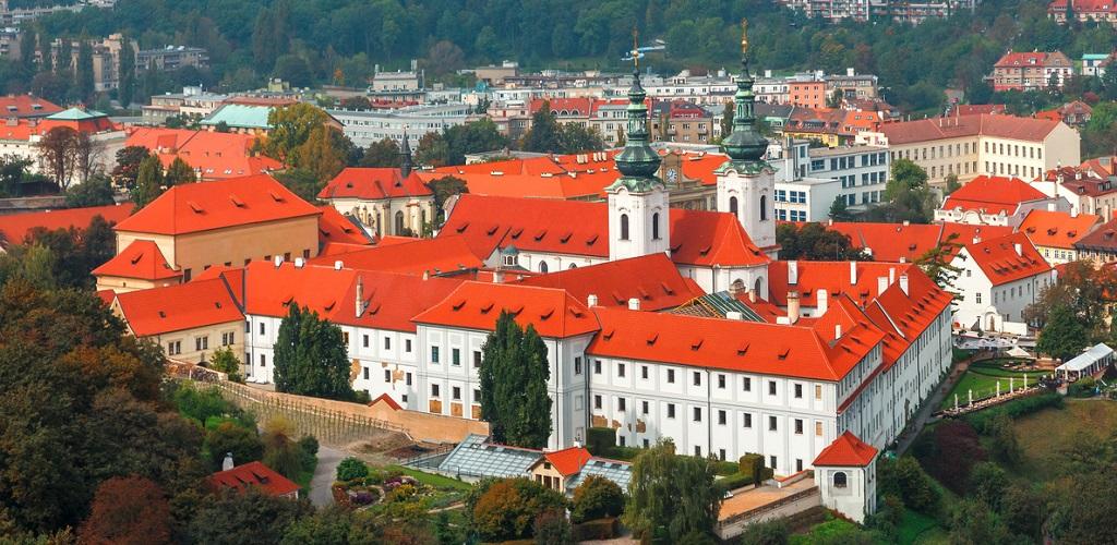 Достопримечательности Праги - Страговский монастырь