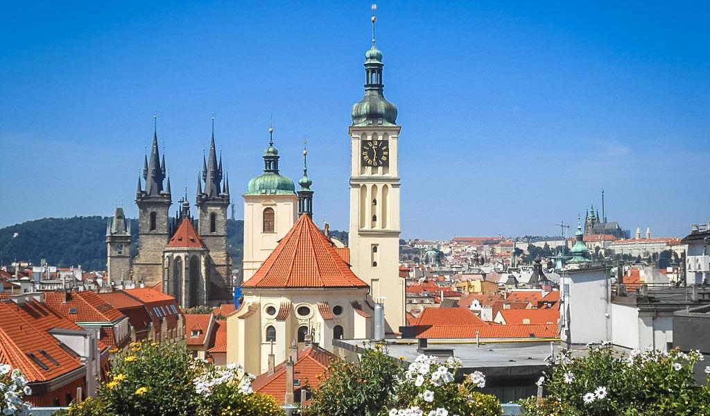 Достопримечательности Праги - Церковь Святого Иакова