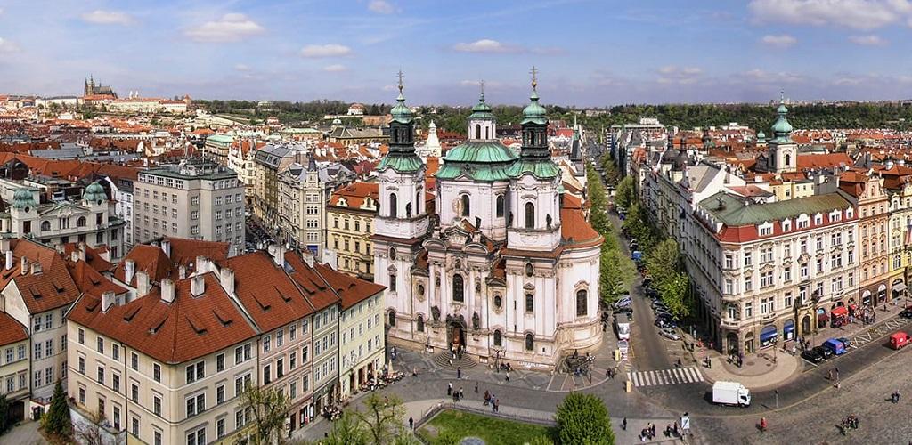 Достопримечательности Праги - Церковь святого Николая