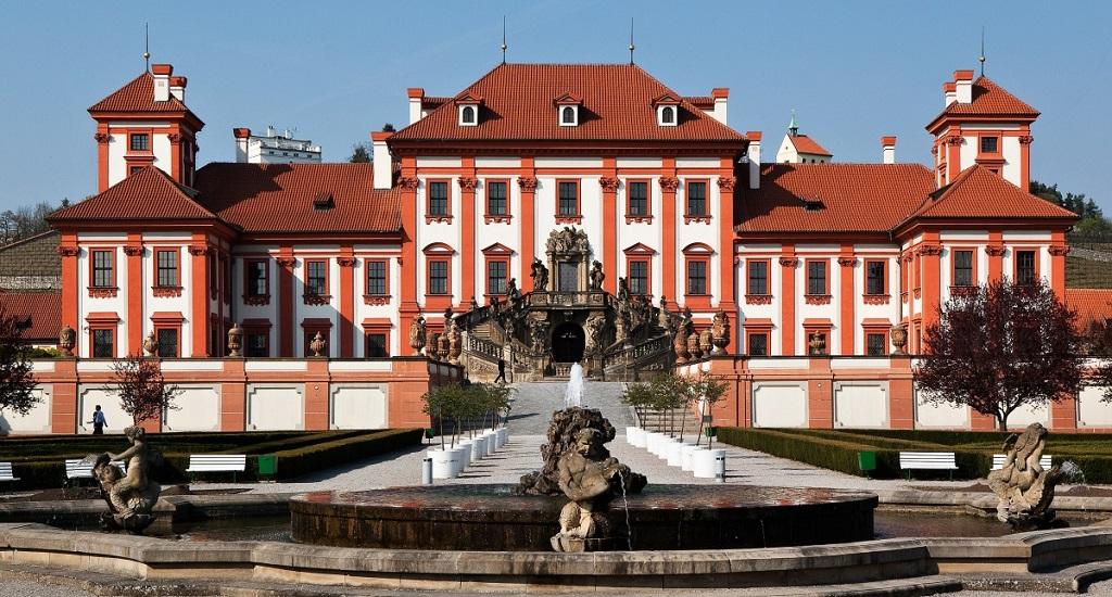 Достопримечательности Праги - Тройский замок