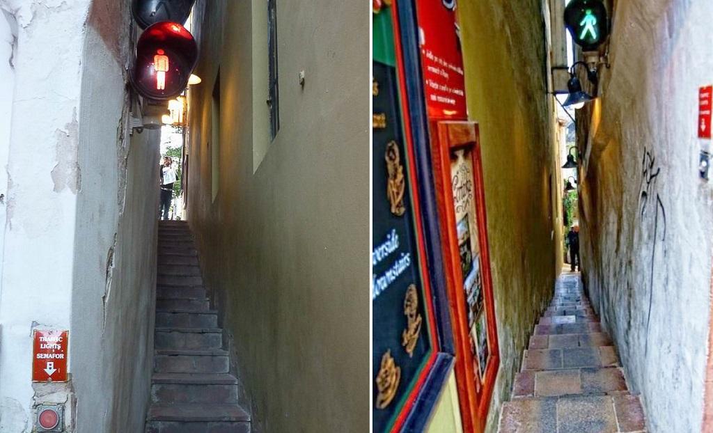 Достопримечательности Праги - Улица Винарна