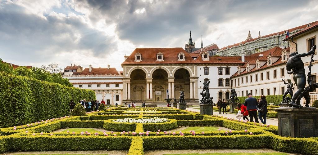 Достопримечательности Праги - Вальдштейнский дворец