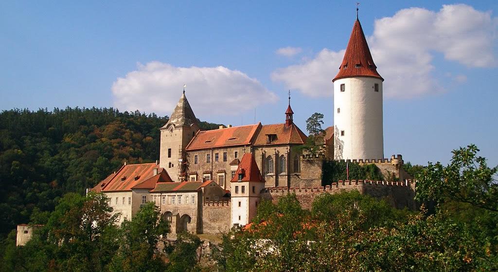 Достопримечательности Праги - Замок Кршивоклат