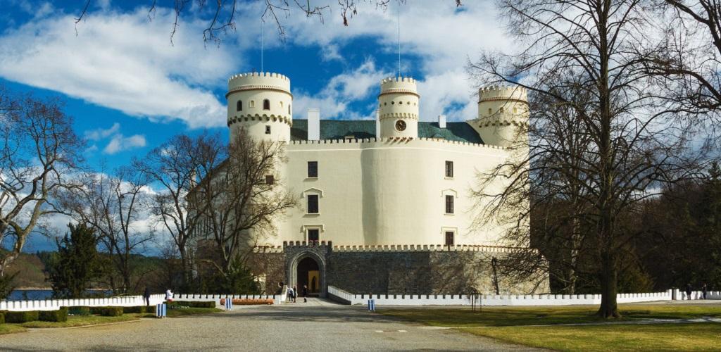 Достопримечательности Праги - Замок Орлик