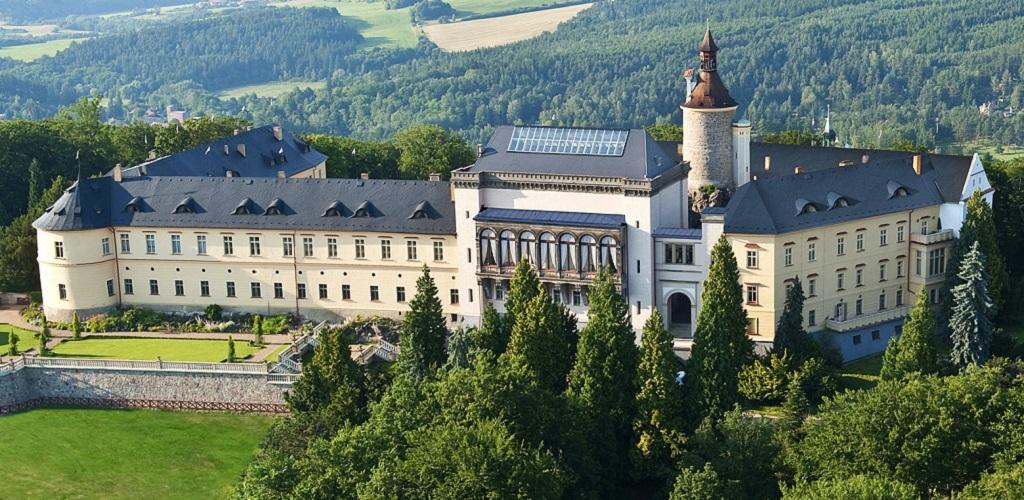 Достопримечательности Праги - Замок Збирог