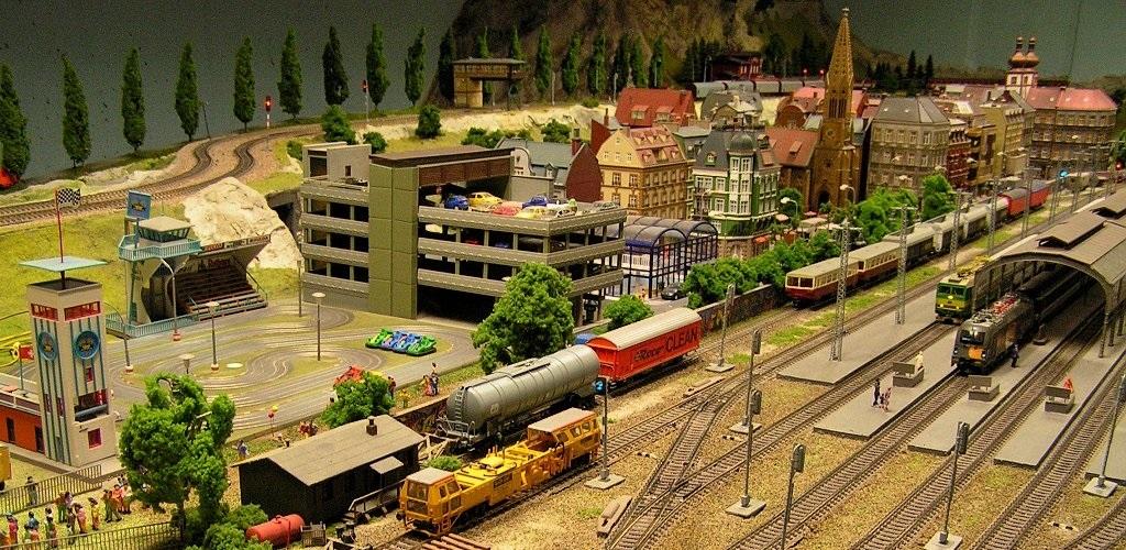 Достопримечательности Праги - королевство железных дорог