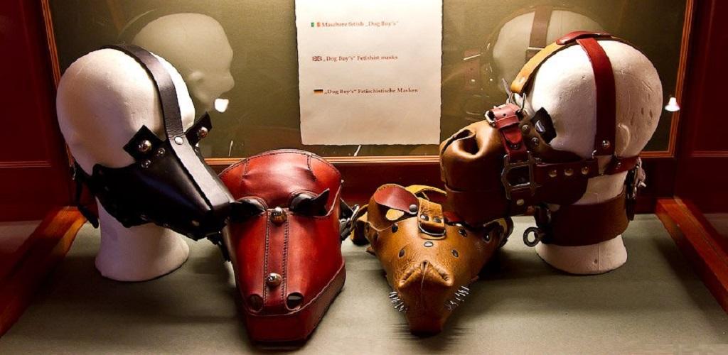 Достопримечательности Праги - музей секс устройств