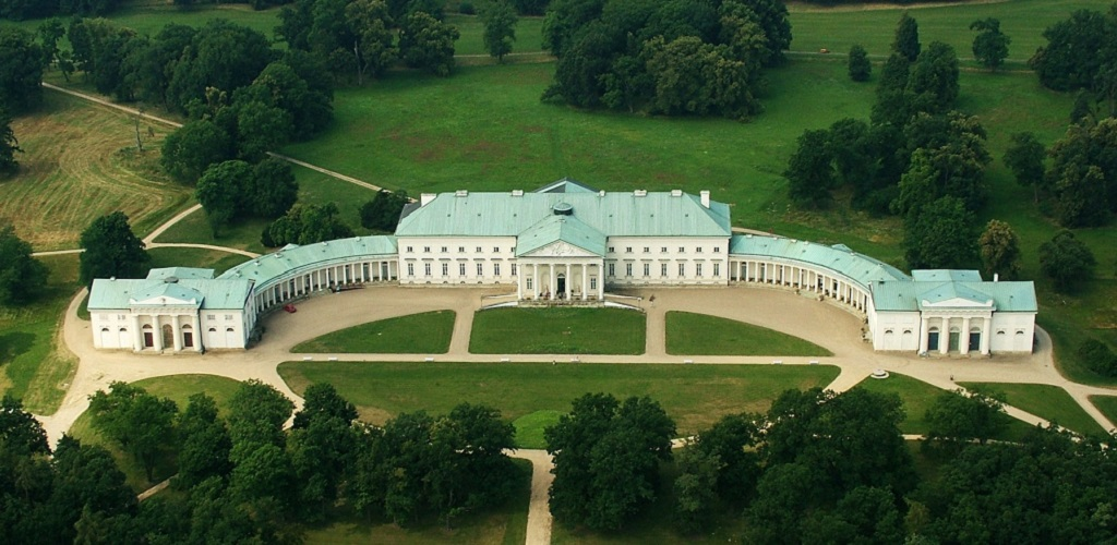 Достопримечательности Праги - замок качина