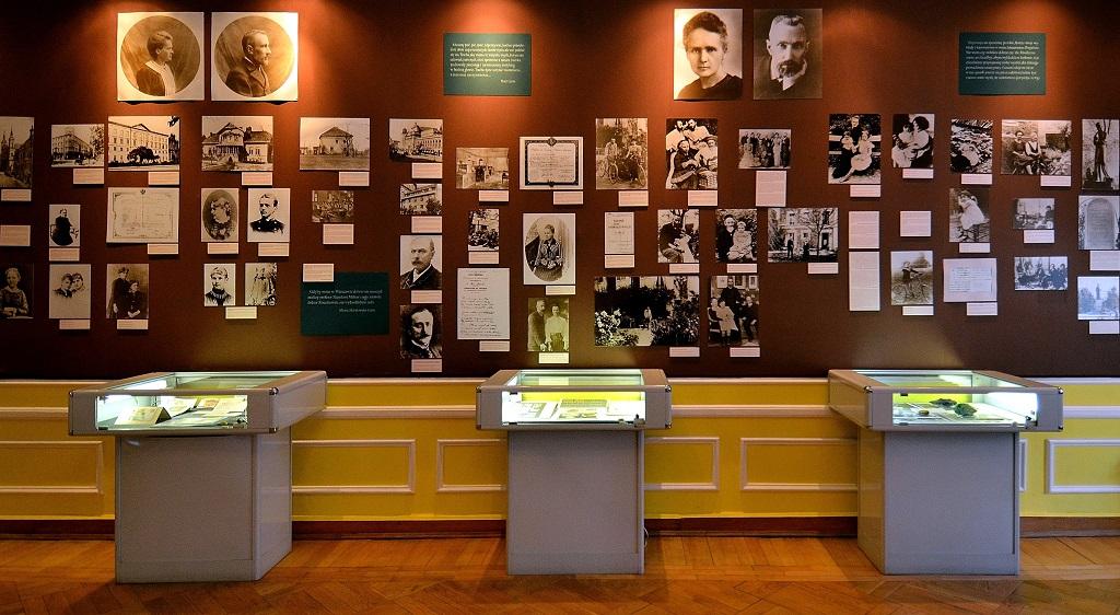 Достопримечательности Варшавы - Музей Марии Склодовской-Кюри