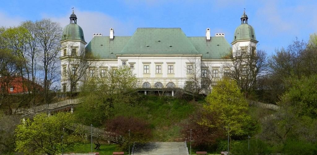 Достопримечательности Варшавы - Уяздовский замок