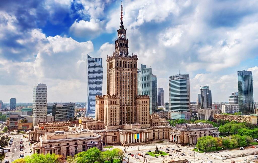 Достопримечательности Варшавы - дворец культуры и науки