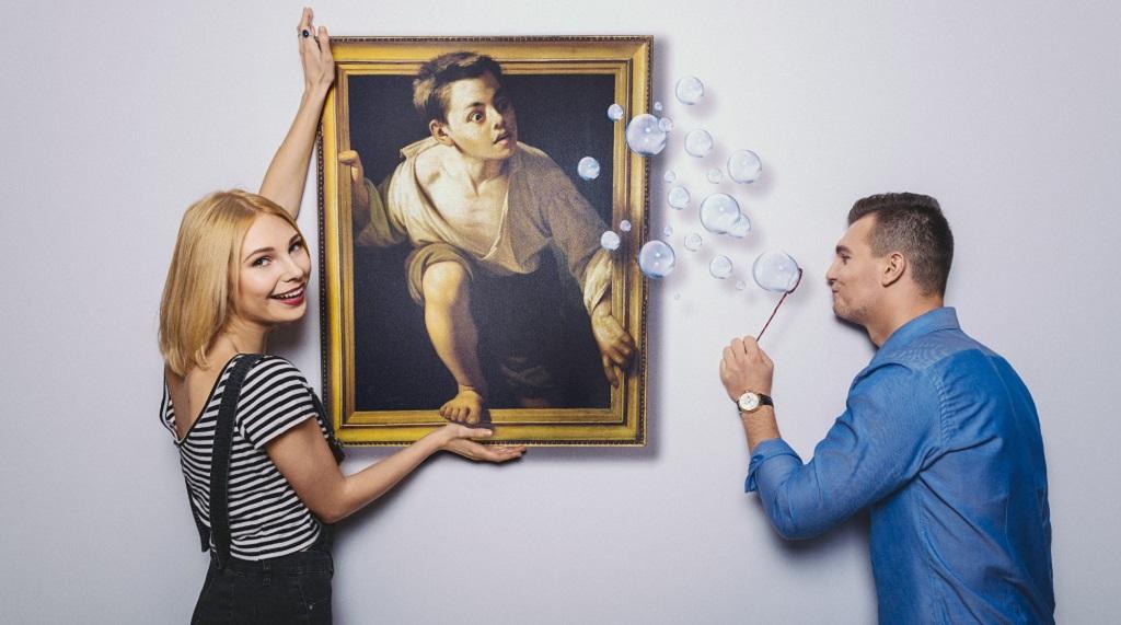 Достопримечательности Вильнюса - Музей иллюзий