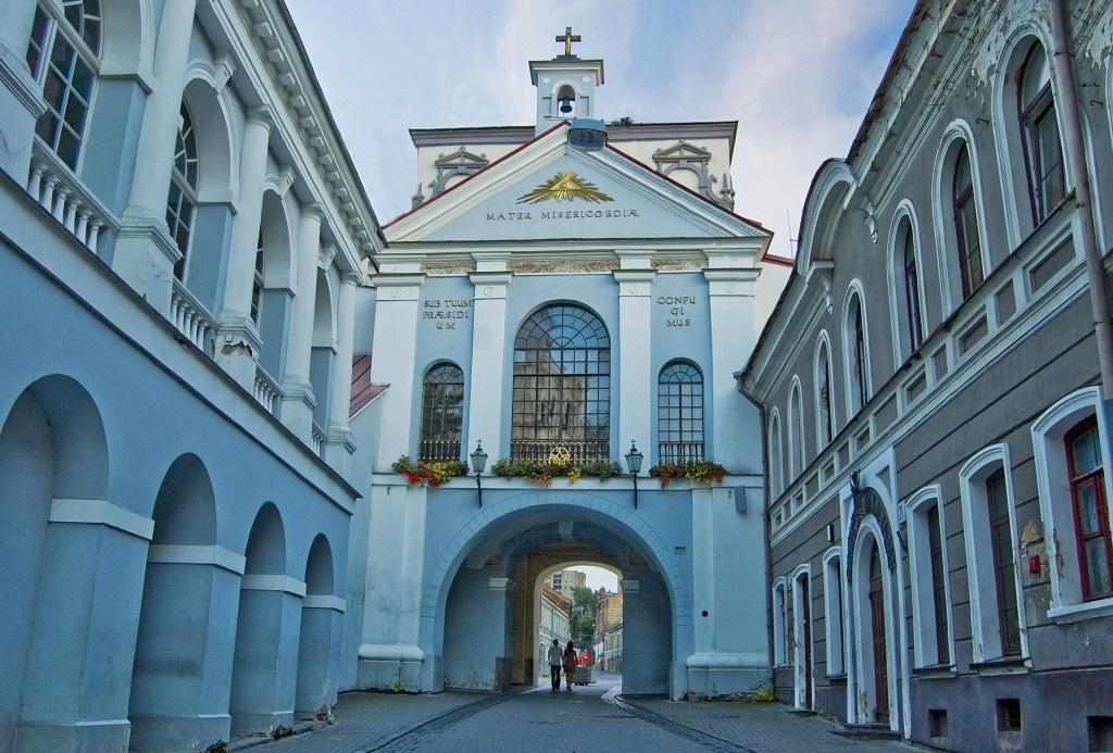 Достопримечательности Вильнюса - Острая Брама