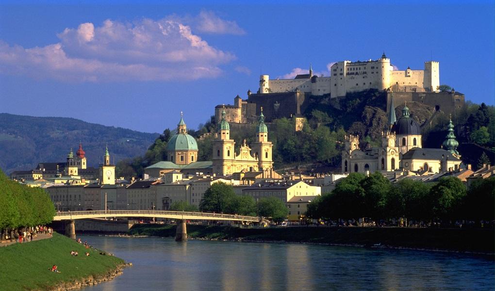 Экскурсии из Праги в Зальцбург (Австрия)
