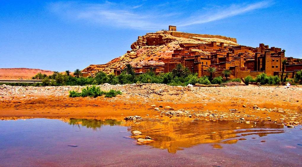 Экскурсия из Марракеша в Сахару